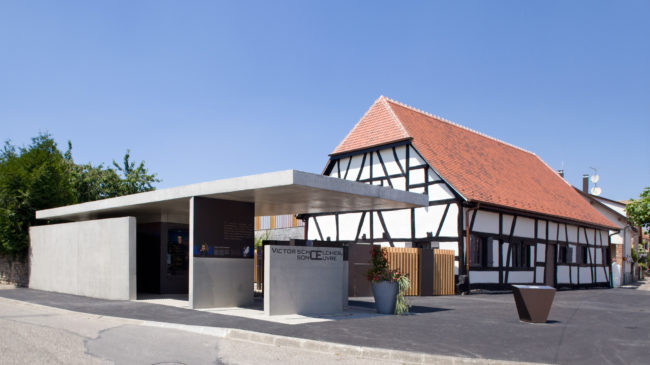 Espace muséographique Victor Schoelcher