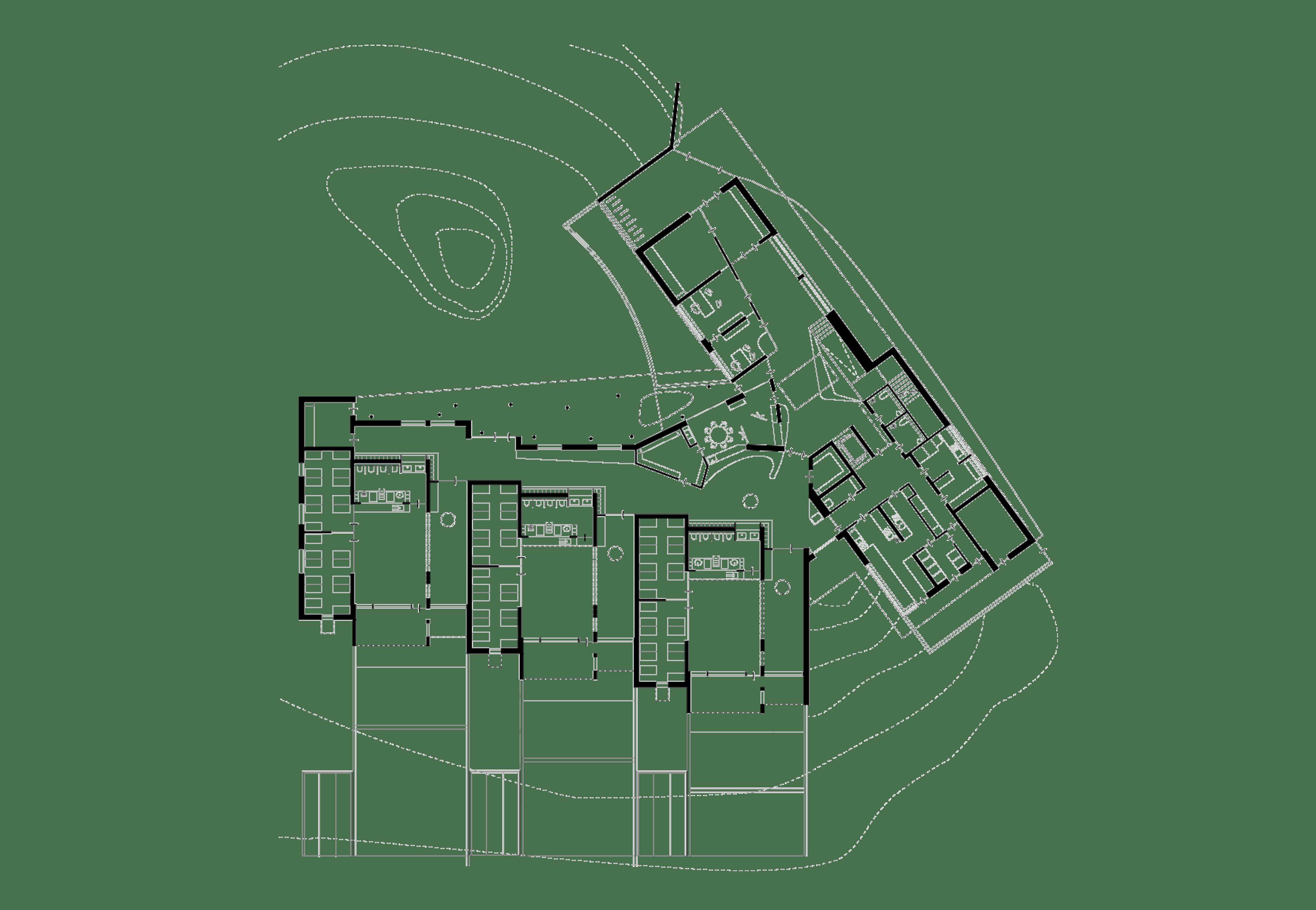 Photo - plan rez-de-chaussée