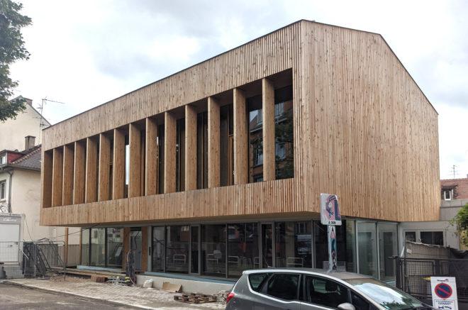 Restaurant scolaire et périscolaire du Schluthfeld à Strasbourg