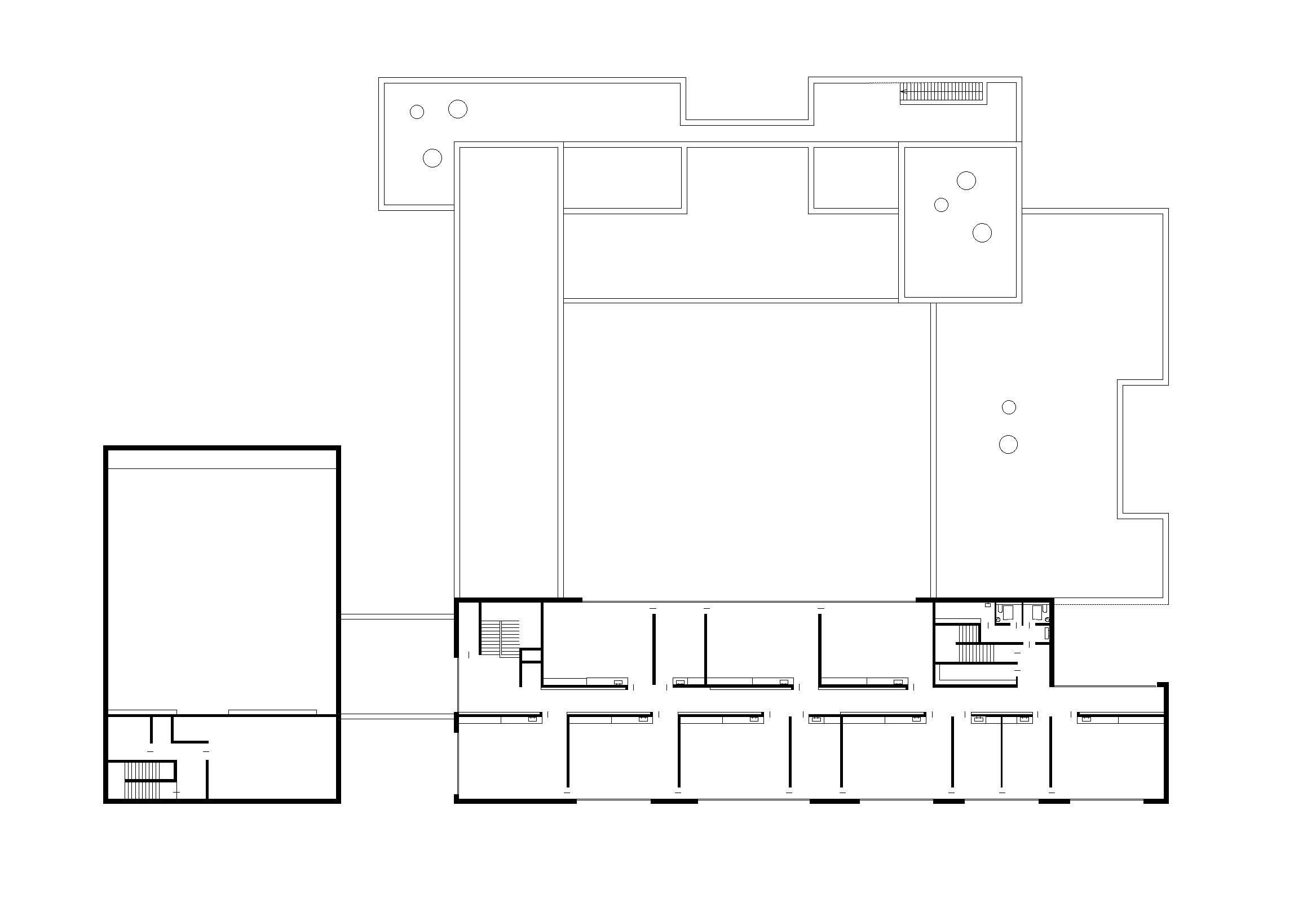 Photo - plan R+2