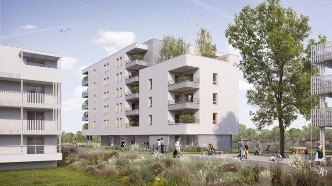 23 logements Le Phare du Bohrie
