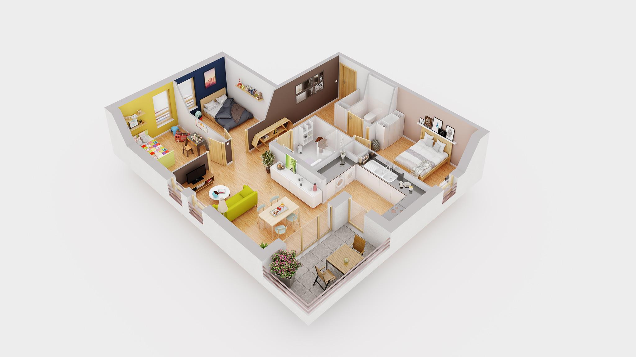 Photo - plan_appartement